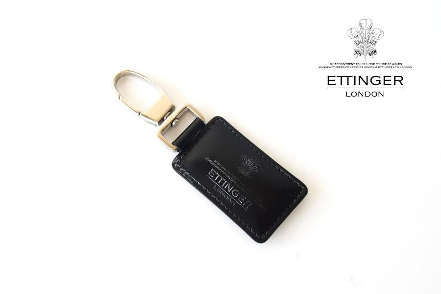エッティンガー|ETTINGER|キーリング|101JR ブライドルハイドコレクション|ブラックイメージ01