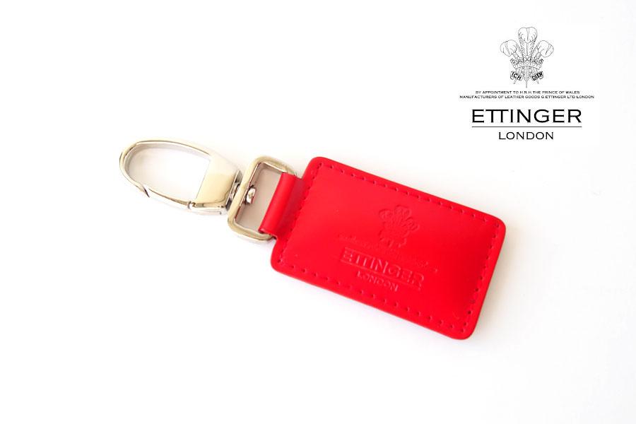 エッティンガー|ETTINGER|キーリング|101JR ブライドルハイドコレクション|レッドイメージ01