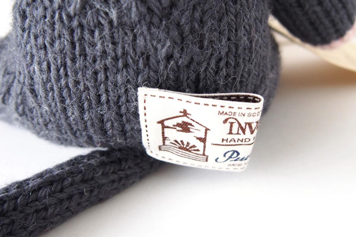 インバーアラン|Inverallan|ウールキャット|ねこ|編みぐるみ|ぬいぐるみイメージ06