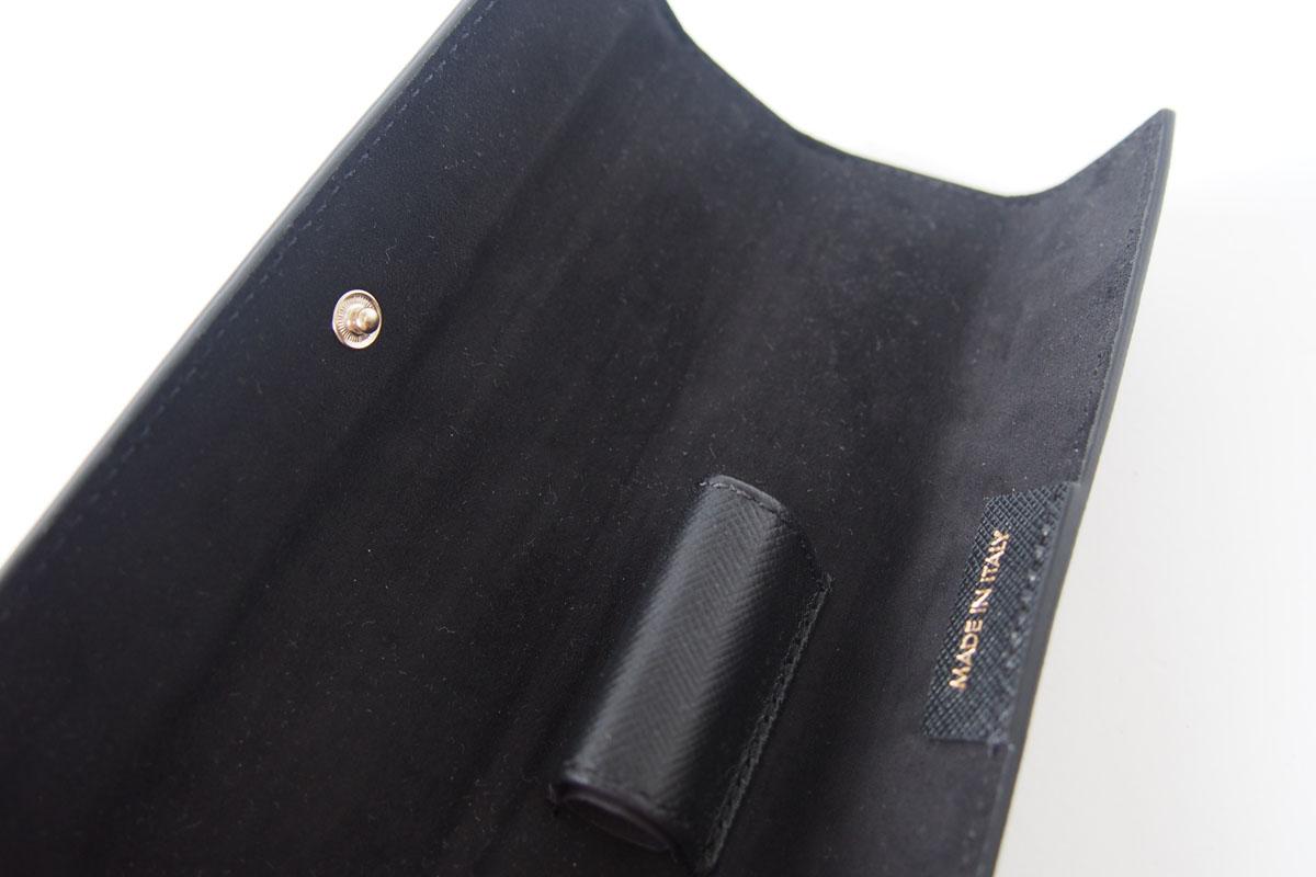 モンブラン|MONTBLANC|サルトリアル|1本差しペンケース|Sartorial Pen Pouch Lady|ブラック08