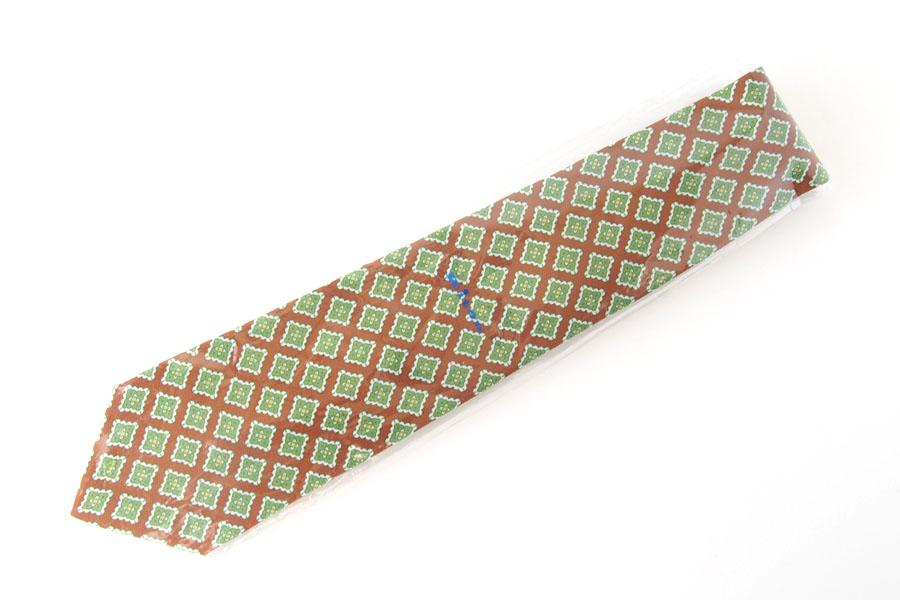 キートン|KITON|シルクプリント素材ネクタイイメージ012