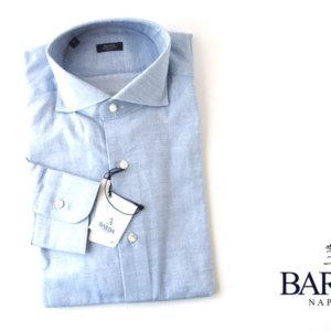 バルバ|BARBA|カラードレスシャツ|38イメージ01