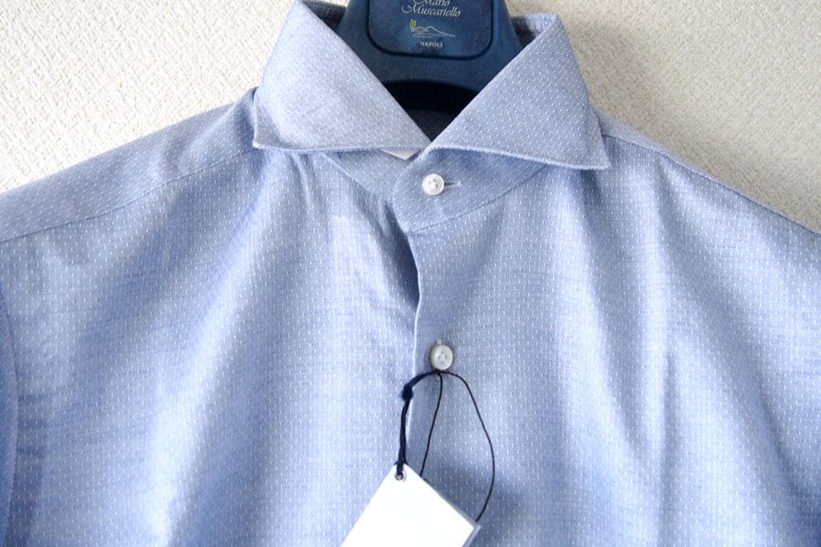 バルバ|BARBA|カラードレスシャツ|38イメージ011