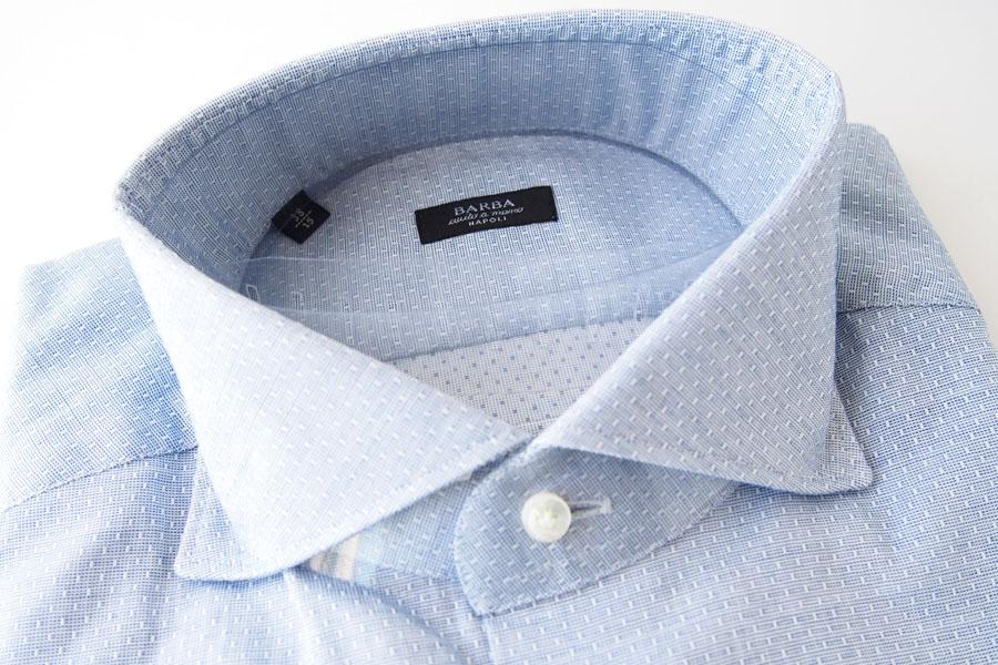 バルバ|BARBA|カラードレスシャツ|38イメージ02