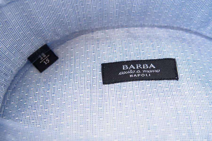 バルバ|BARBA|カラードレスシャツ|38イメージ03
