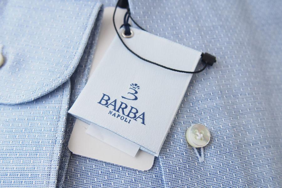 バルバ|BARBA|カラードレスシャツ|38イメージ04