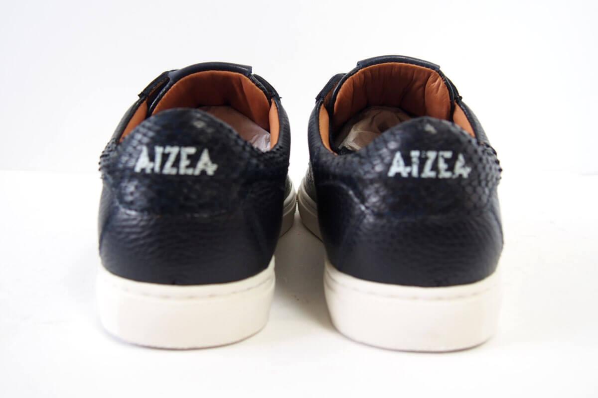 アイセア|AIZEA|4011.JON|ヒールパイソントリヨンレザースニーカー イメージ04
