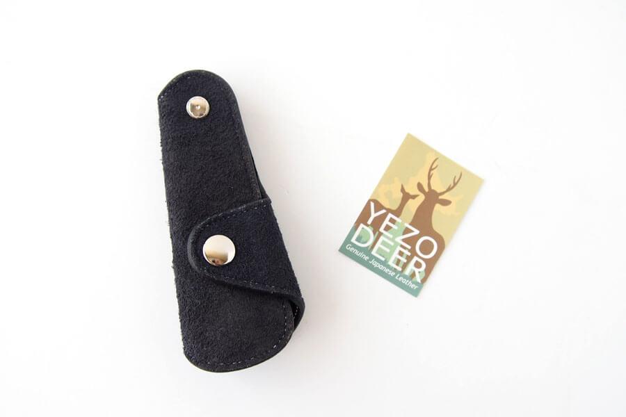 エムモゥブレィ|M.MOWBRAY|Abbey Horn P11 × エゾ鹿|携帯用靴ベラ イメージ08
