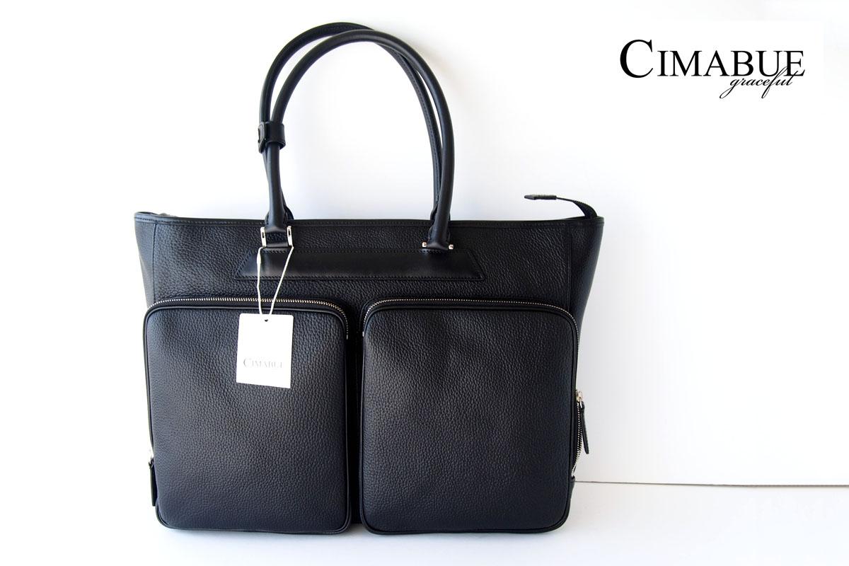 チマブエ グレースフル|CIMABUE graceful |アデルトートバッグ|ブラック イメージ01