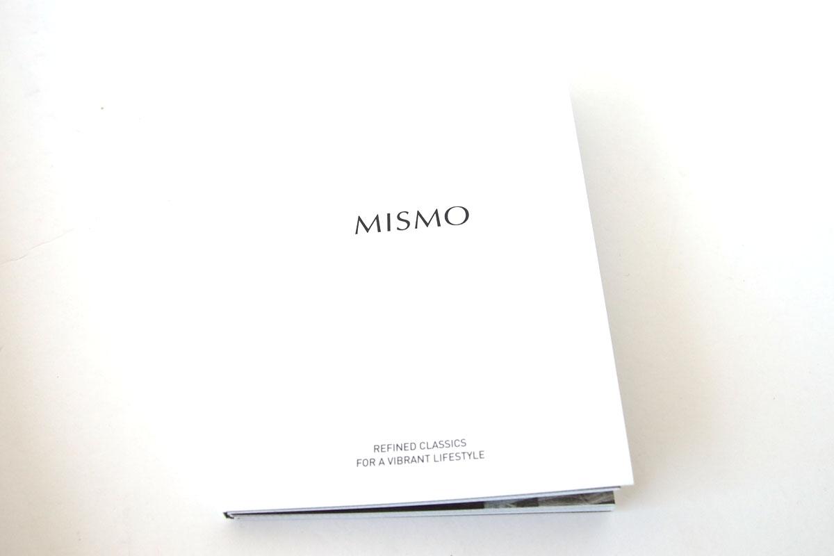 ミスモ|MISMO|キャンバストートバッグ|M/S MATE - CHEYENNE/BLACKイメージ010