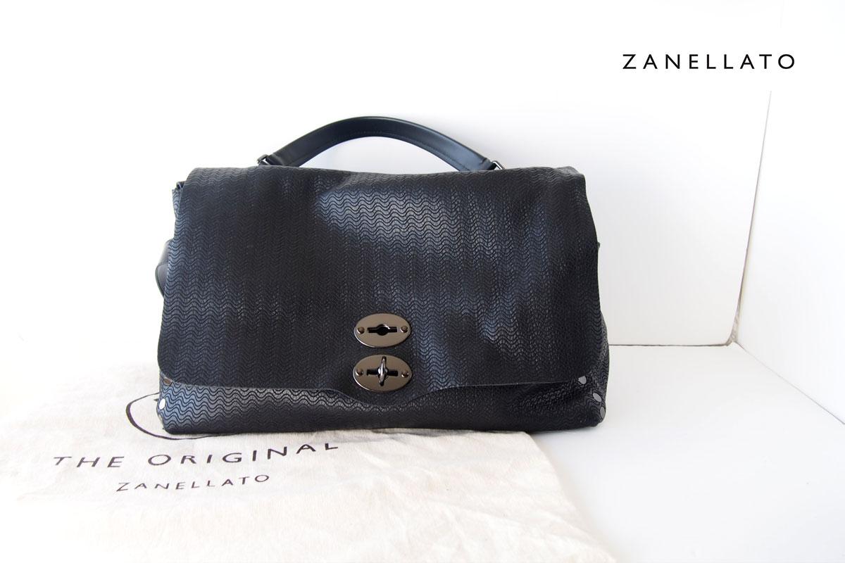 ザネラート|ZANELLATO|POSTINA L|ポスティーナ |メッセンジャーバッグ|TROTTER|36244-02 イメージ01