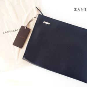 ザネラート ZANELLATO マルカプントレザー クラッチバッグ NENO M+ 36152-25 ネイビー イメージ01