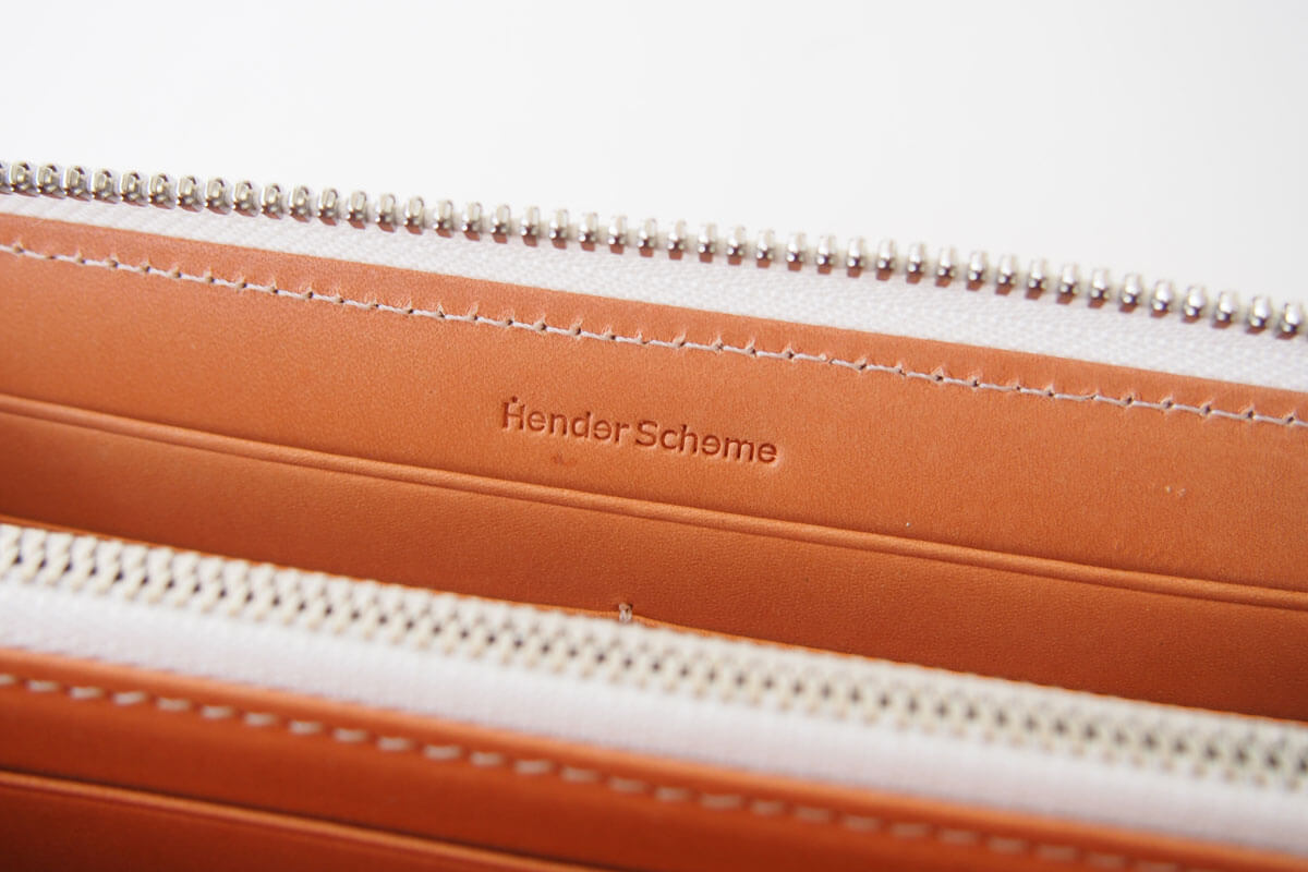 エンダースキーマ|Hender Scheme|ラウンドジップ長財布|fl-rc-lzp|パテントレザータイプ イメージ07