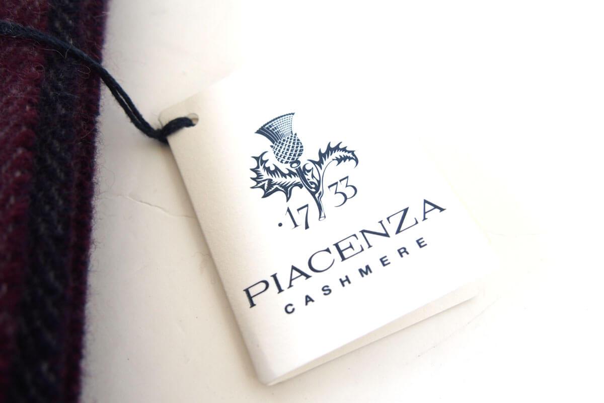 ピアチェンツァ|PIACENZA|カシミア100%リバーシブルストール イメージ03