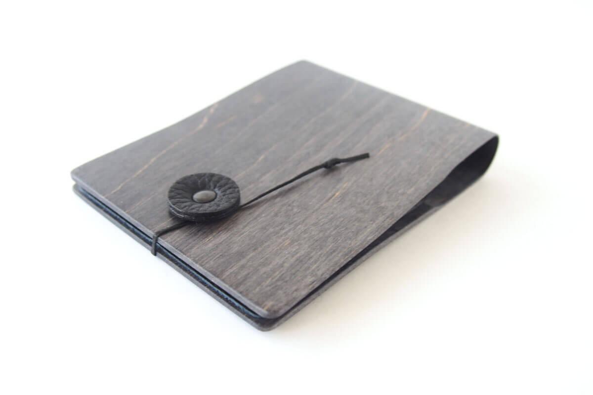 ストーリオ|STORIO|名刺入れ|木製|ブラック イメージ03