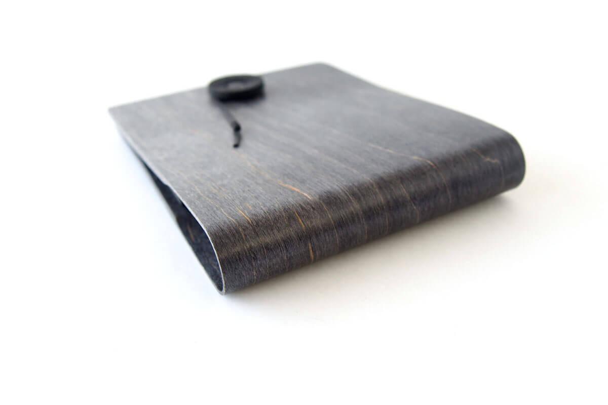 ストーリオ|STORIO|名刺入れ|木製|ブラック イメージ05