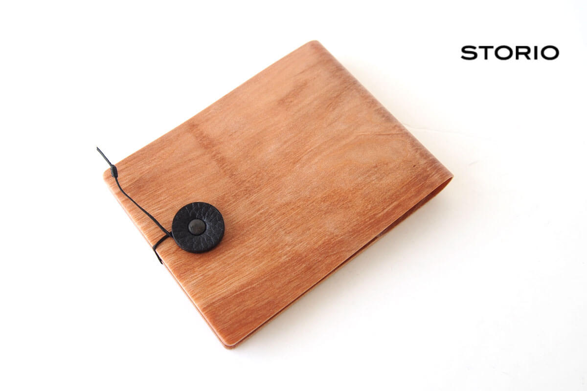 ストーリオ|STORIO|名刺入れ|木製|ナチュラル イメージ01