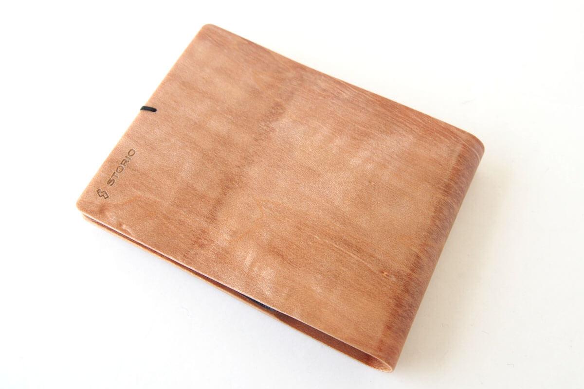 ストーリオ|STORIO|名刺入れ|木製|ナチュラル イメージ02