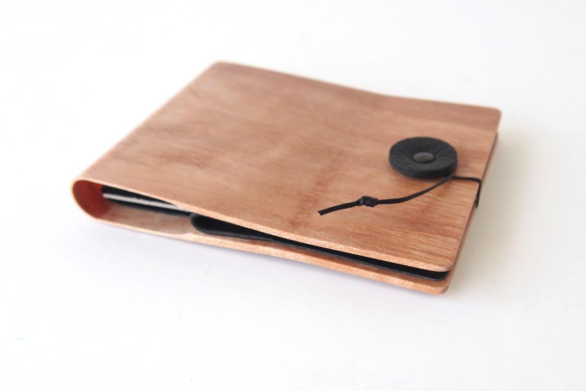 ストーリオ|STORIO|名刺入れ|木製|ナチュラル イメージ04