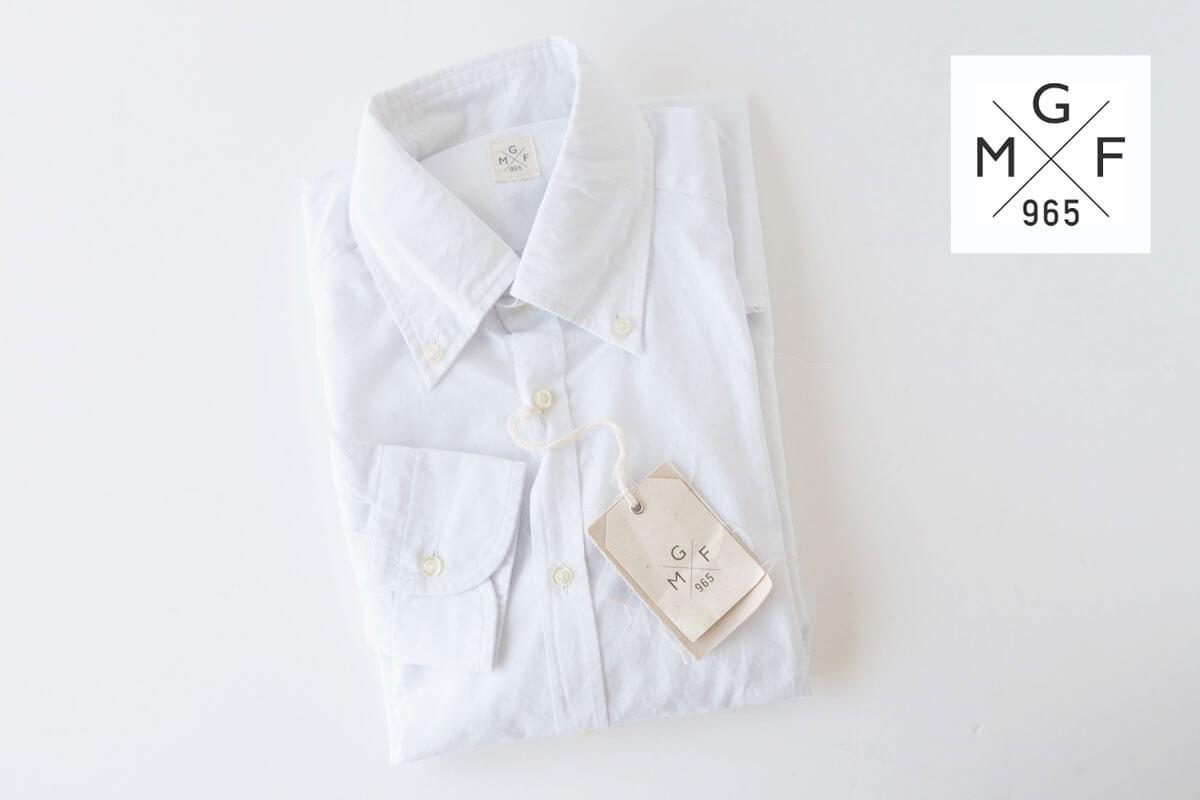 MGF965|ボタンダウンシャツ|M イメージ01