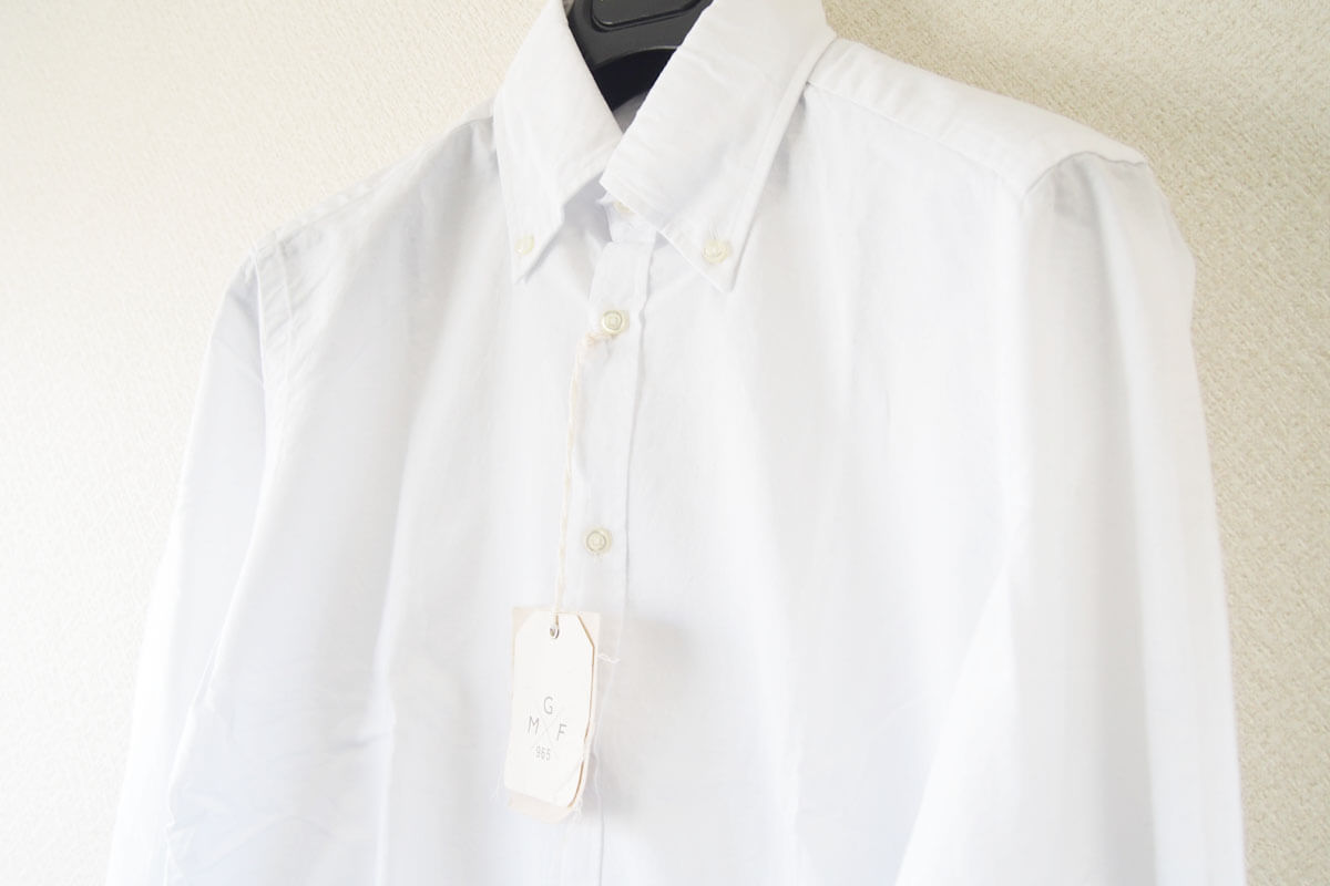 MGF965|ボタンダウンシャツ|M イメージ03