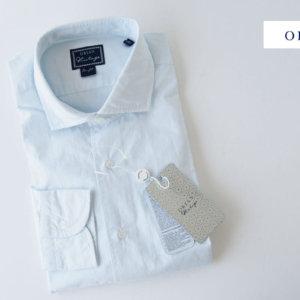 オリアン|ORIAN|ワイドカラーシャツ|スリムフィット|39|15 1/2|JH73 イメージ01