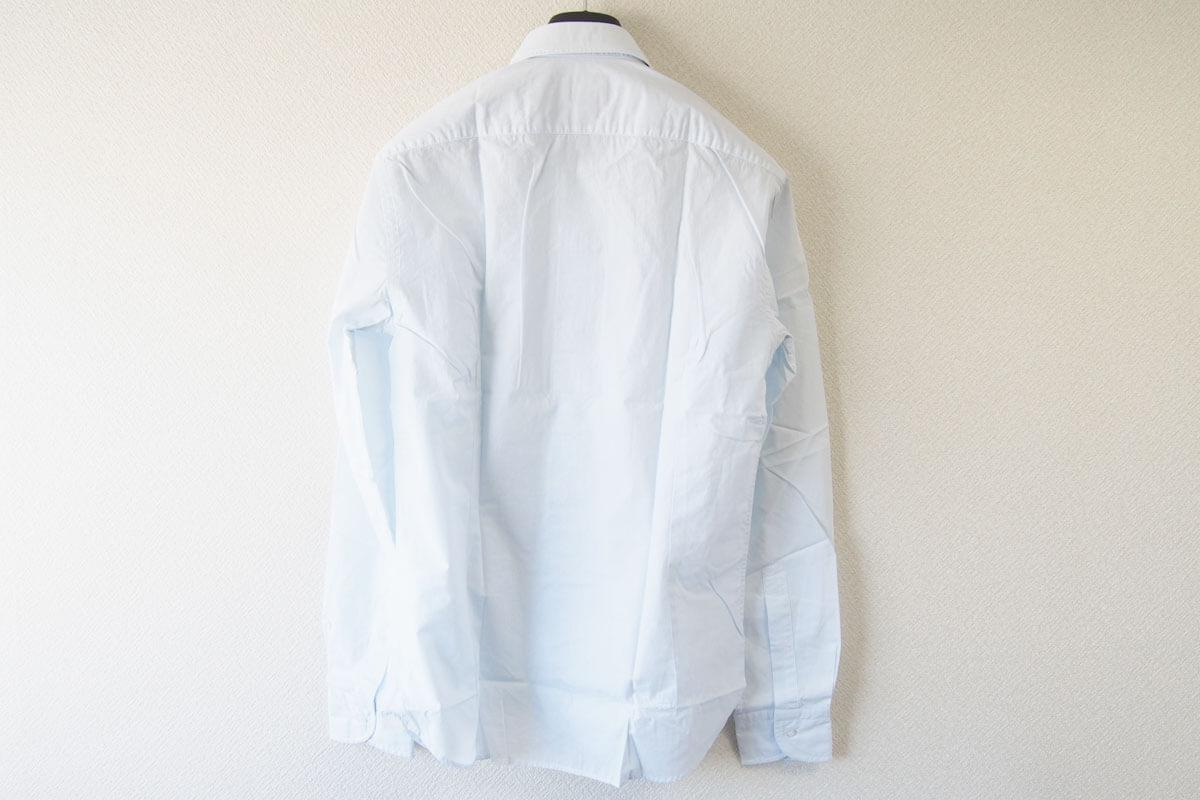 オリアン|ORIAN|ワイドカラーシャツ|スリムフィット|39|15 1/2|JH73 イメージ09