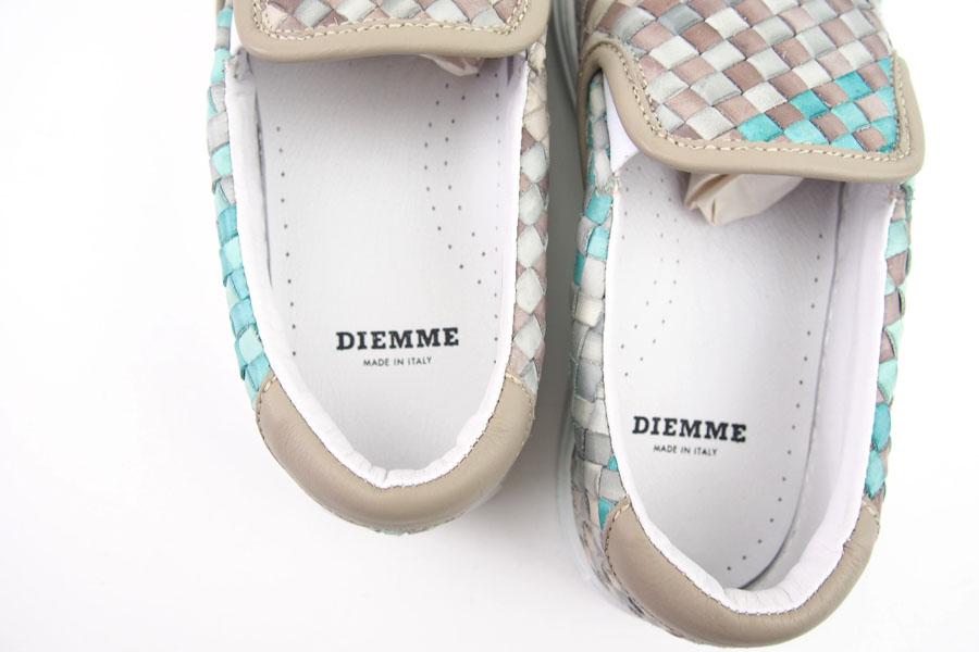 ディエッメ|DIEMME|レザースリッポンスニーカー|ガルダ|GARDAイメージ09