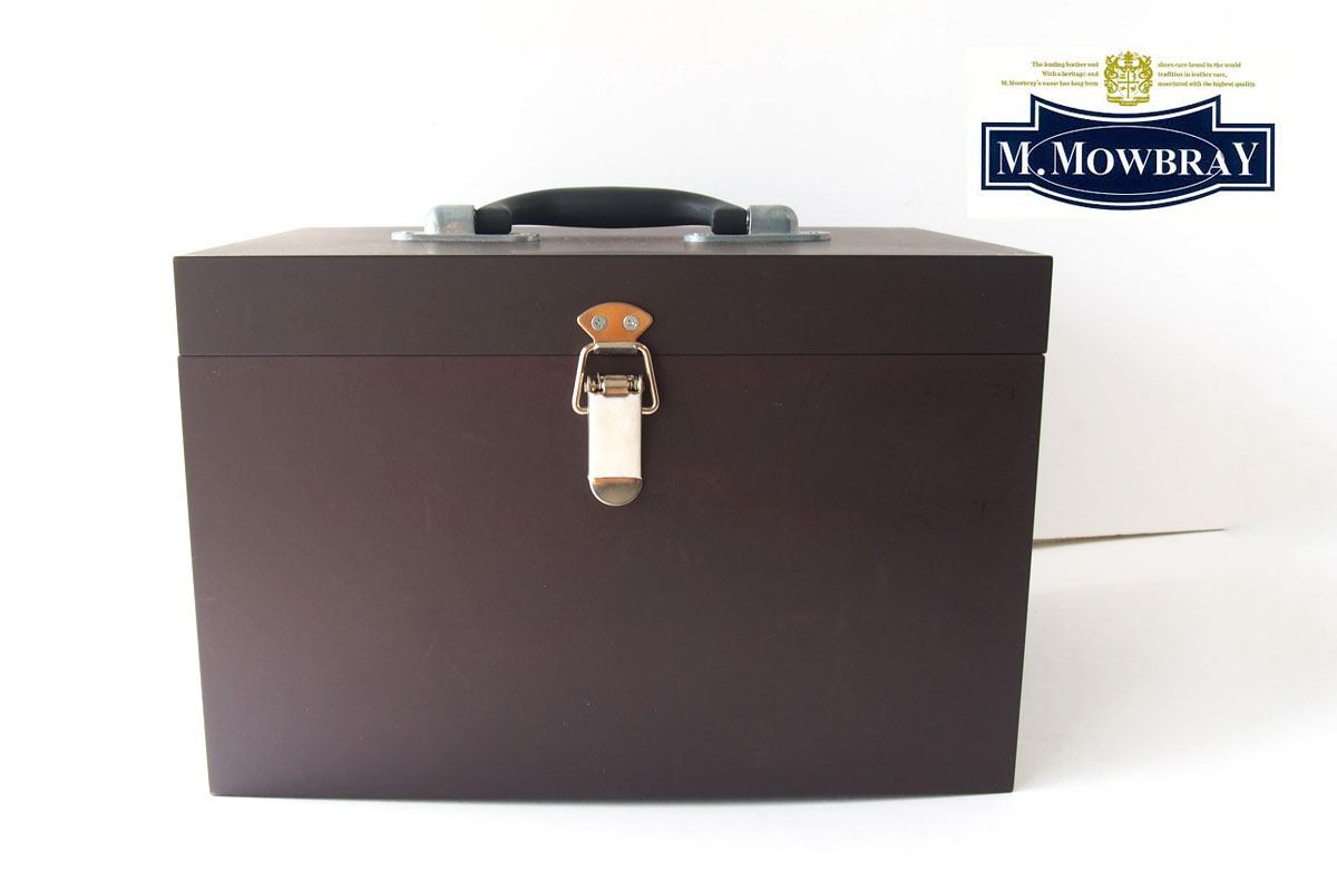 エムモゥブレィ|M.MOWBRAY|モウブレイ シューケアボックスイメージ01
