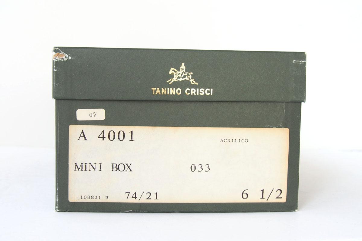 タニノクリスチ|TANINO CRISTI|タッセルローファー|6.5|ブラウンイメージ06