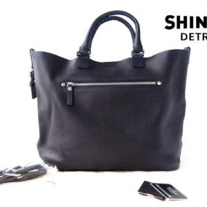 シャイノラ|shinola|ホーウィン社製レザー使用|ミディアムトートバッグ|ネイビーイメージ01