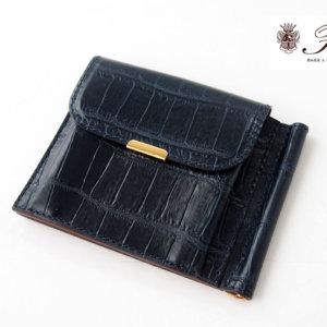 フェリージ|Felisi|折財布|マネークリップ|915/2/SA|ネイビーイメージ01