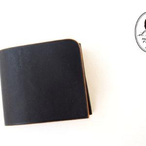 イルミーチョ ilmicio 二つ折り財布 ブラックイメージ01