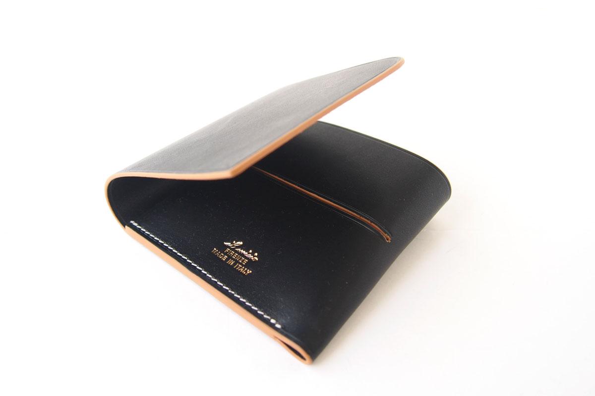 イルミーチョ|ilmicio|二つ折り財布|ブラックイメージ06