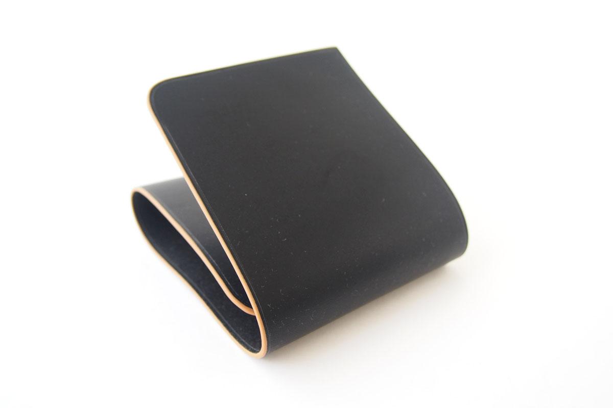 イルミーチョ|ilmicio|二つ折り財布|ブラックイメージ09