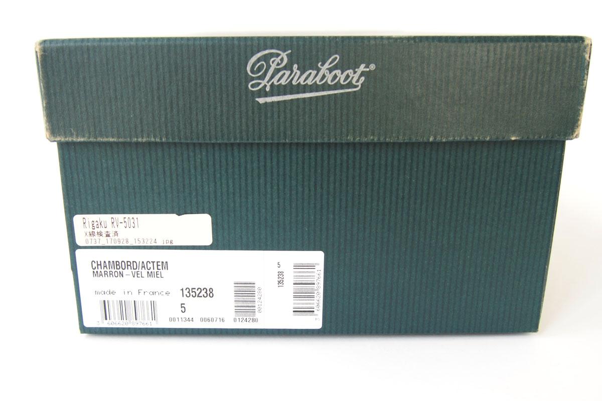 パラブーツ|Paraboot|シャンボード|CHAMBORD/ACTEM|ドレスラインイメージ07