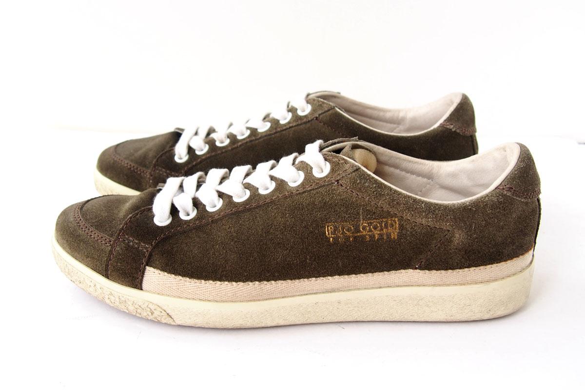 パントフォラドーロ|pantofola d'oro|スニーカー PG70|カーキ|40イメージ03