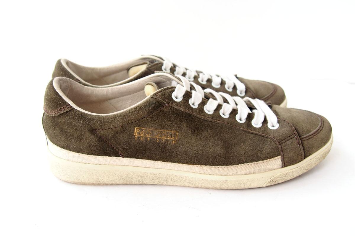 パントフォラドーロ|pantofola d'oro|スニーカー PG70|カーキ|40イメージ05
