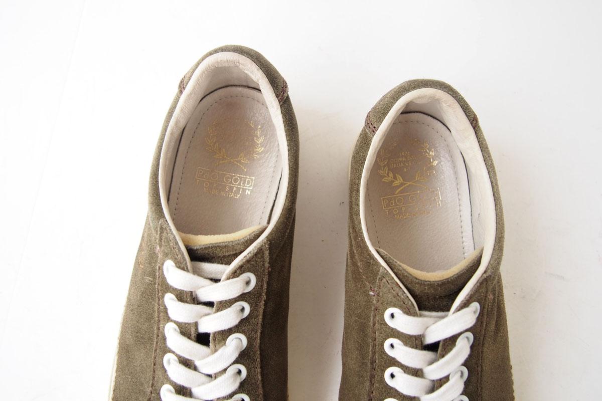 パントフォラドーロ|pantofola d'oro|スニーカー PG70|カーキ|40イメージ08