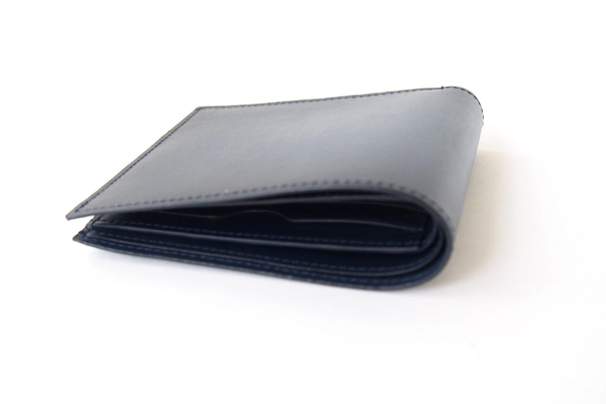 アラルディ ARALDI 1930 二つ折り財布 ウォレット TURCHESE ブルー AR B P293イメージ06