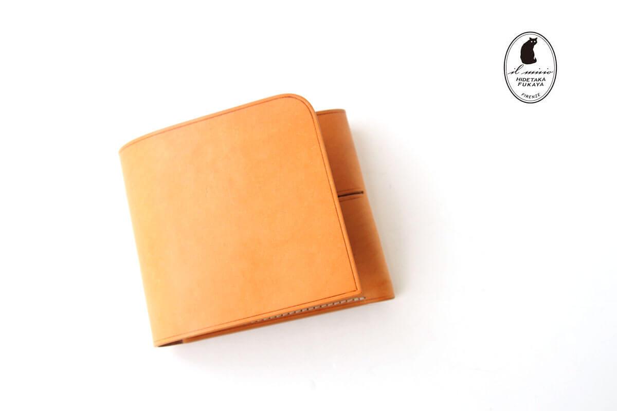 イルミーチョ|ilmicio|二つ折り財布|ORIGAMI|ナチュラルイメージ01