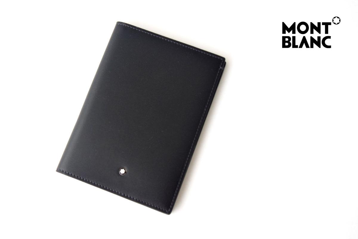モンブラン|MONTBLANC|マイスターシュティックセレクション|パスポートホルダー|SFUMATO|ブラックイメージ01