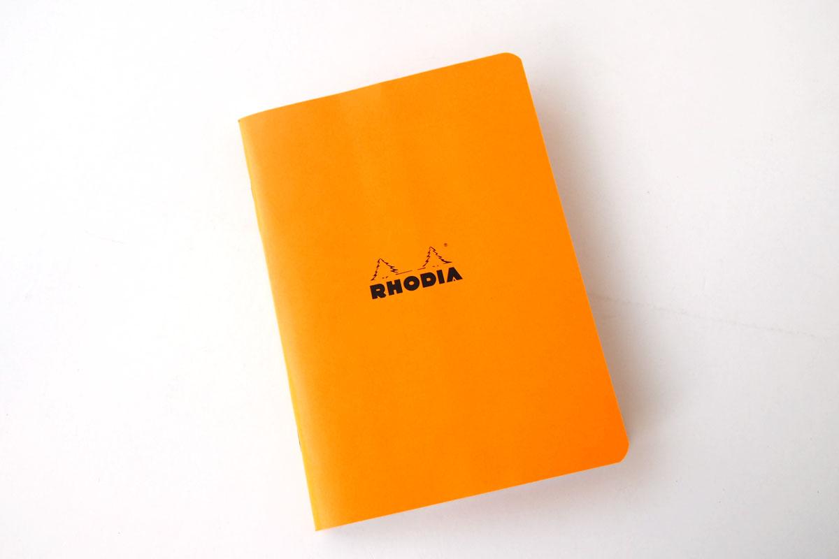 ロディア|RHODIA|ロフト限定 RHODIA×Yu Nagaba|ロディアA5ノート&カバー|ガールズ イエローイメージ06