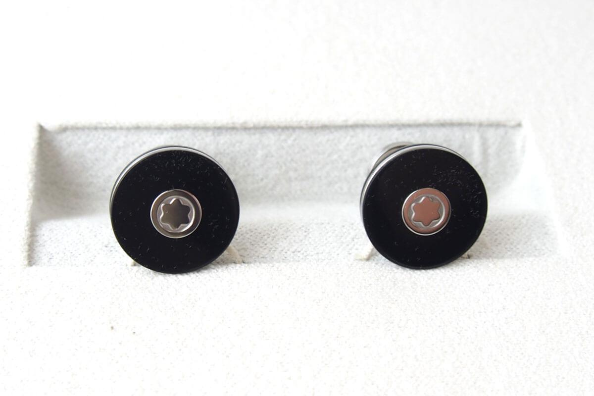 モンブラン|MONTBLANC|PIXドイツ製ボールペン×カフリンクスセット|メンズアクセサリーPIXセットイメージ02