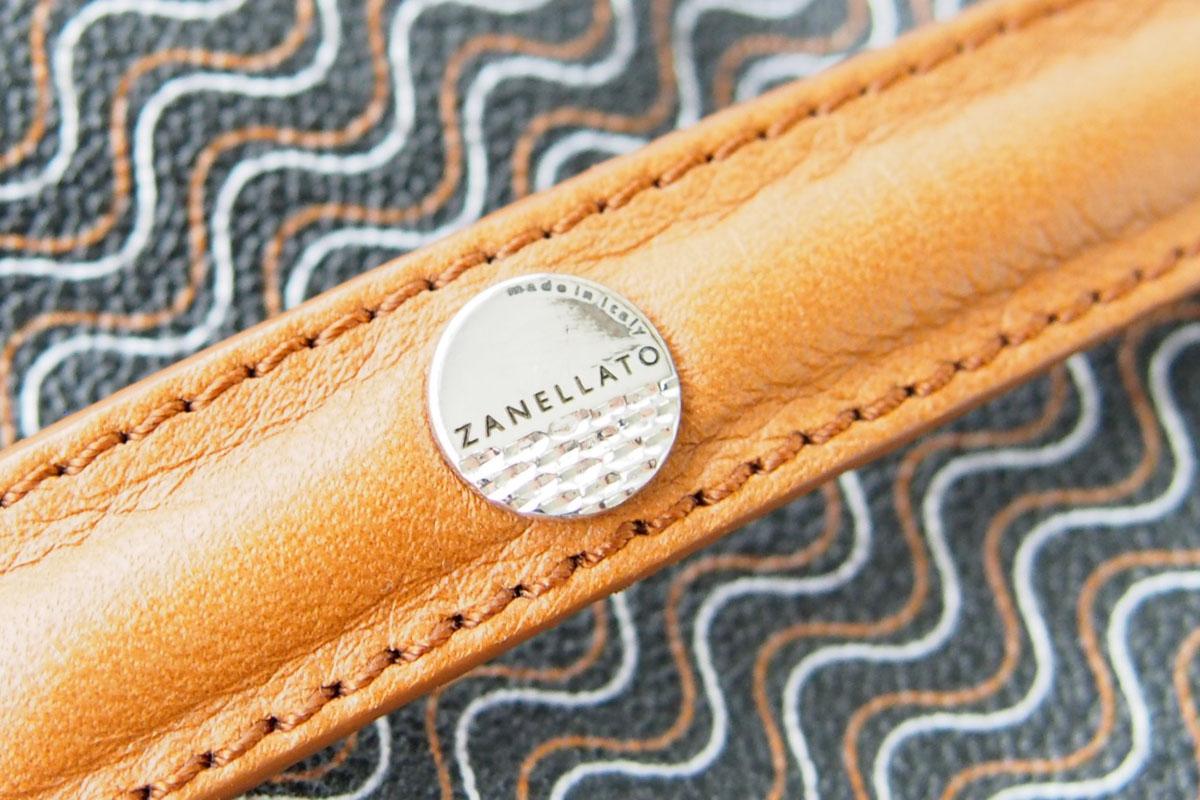 ザネラート|ZANELLATO|クラッチバッグ|36085|BLANDINE ブランディン|ブラックイメージ010