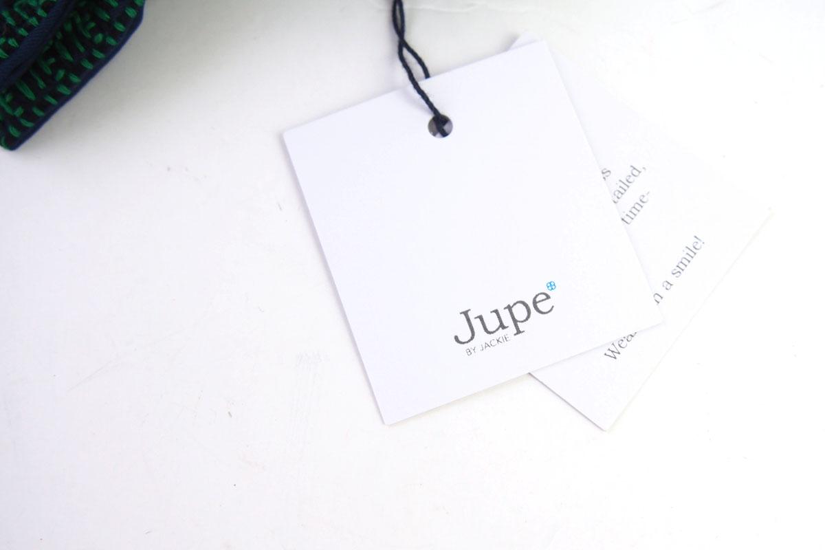 ジュープ バイ ジャッキー|Jupe by Jackie|ハンドメイドボウタイ|蝶ネクタイ|グリーン イメージ03