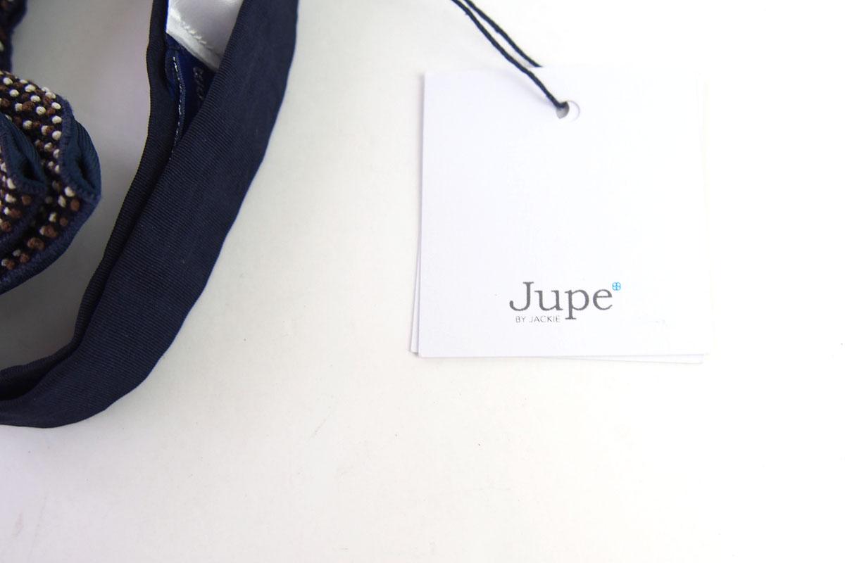 ジュープ バイ ジャッキー|Jupe by Jackie|ハンドメイドボウタイ|蝶ネクタイ|ブラウン イメージ02