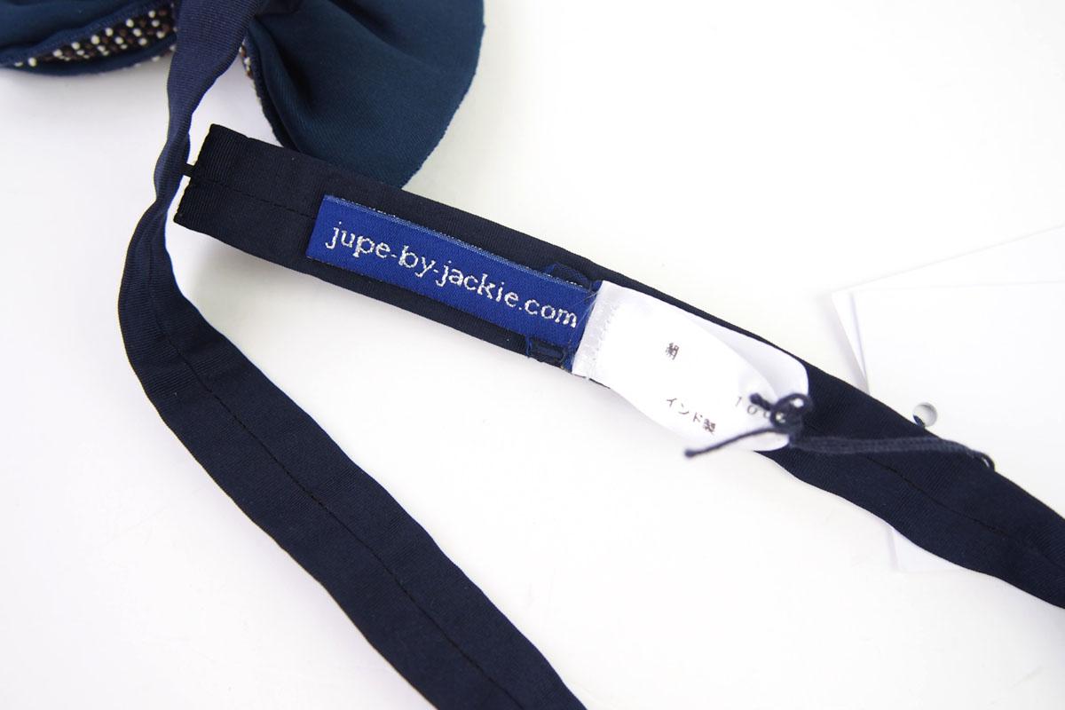 ジュープ バイ ジャッキー|Jupe by Jackie|ハンドメイドボウタイ|蝶ネクタイ|ブラウン イメージ05