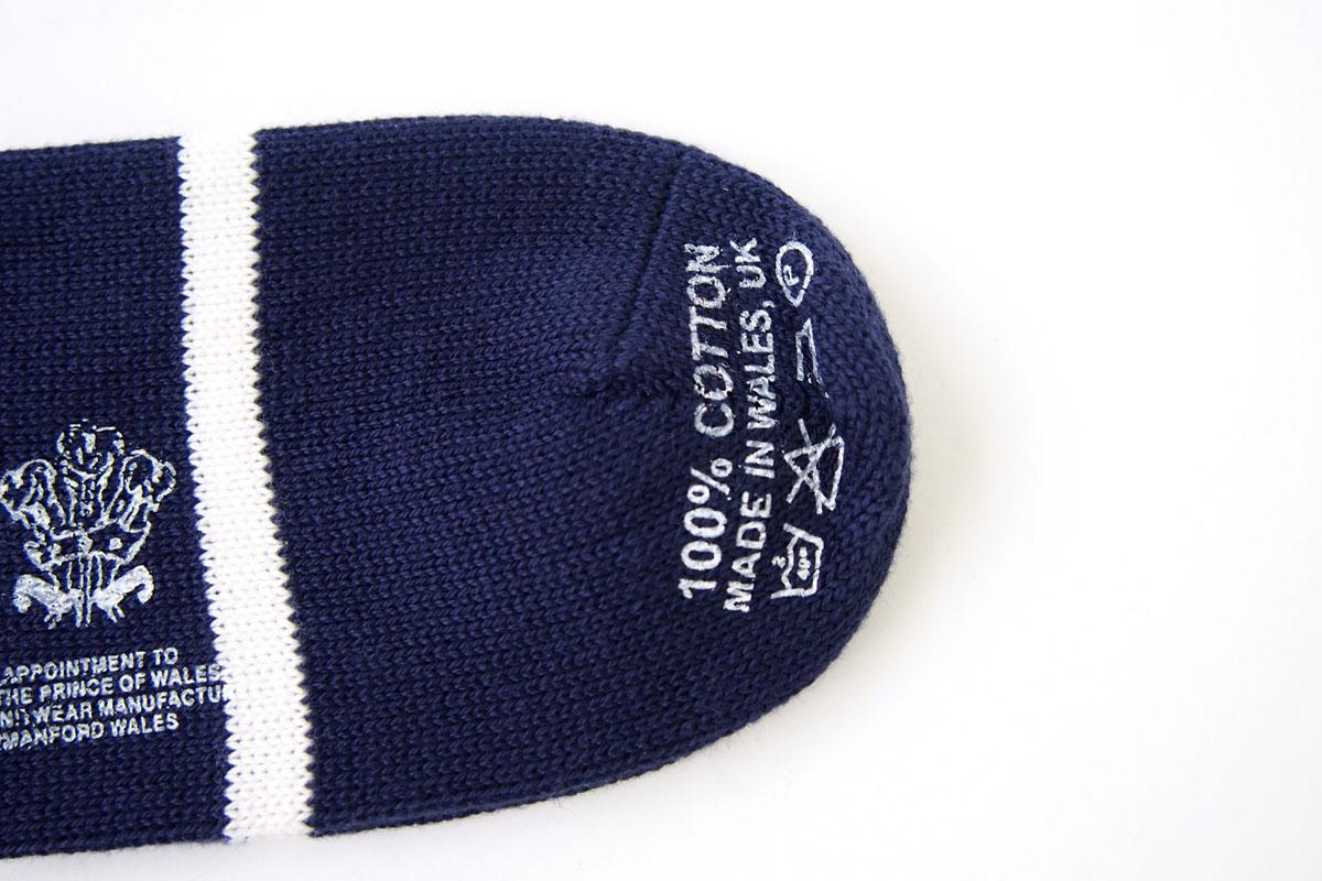 コーギー corgi ソフトコットンカジュアルソックス 靴下 ヨット柄イメージ07