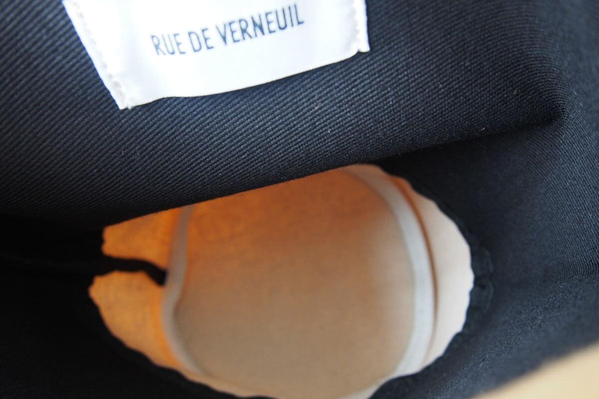 リュ ドゥ ヴェルヌイユ|RUE DE VERNEUIL|バケットバッグ|ベージュイメージ09
